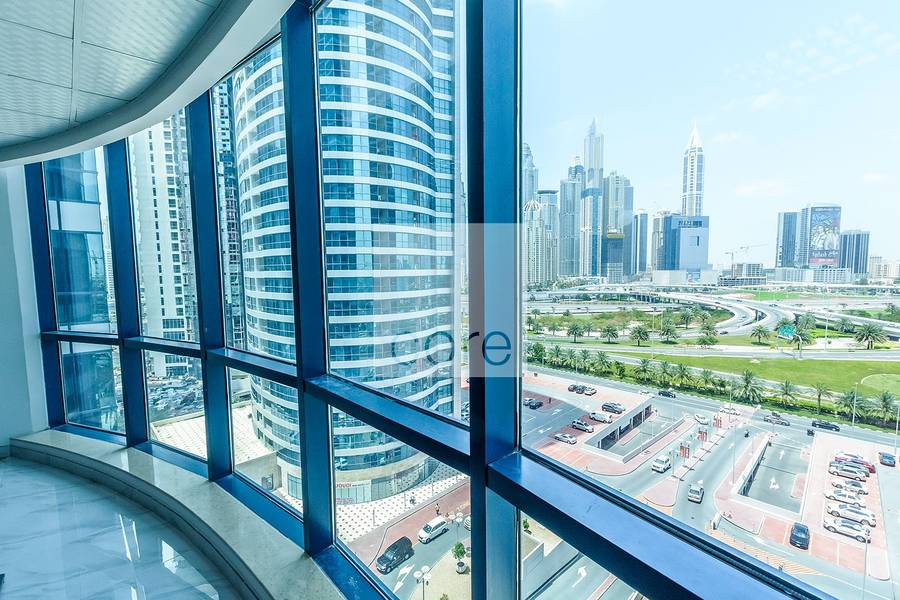 10 Fitted furnished office l Jumeirah Bay X2