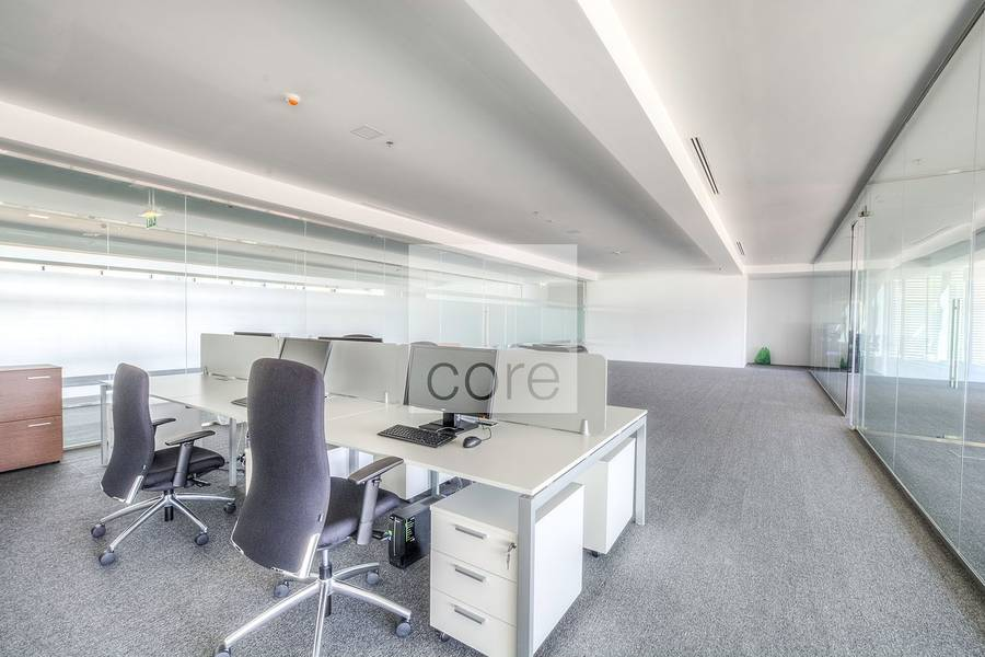 12 High full floor office available in Index