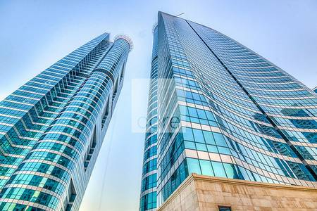 Office for Sale in Jumeirah Lake Towers (JLT), Dubai - Fully fitted and furnished office in X2.