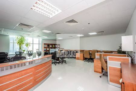 Fitted office available  Dome Tower