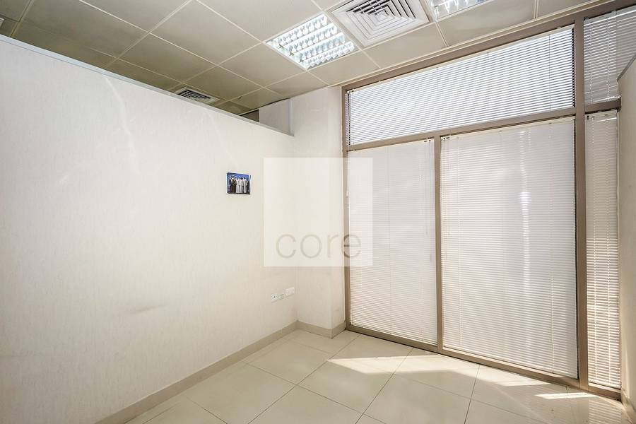 Fitted office in Ground Floor | Al Nahyan