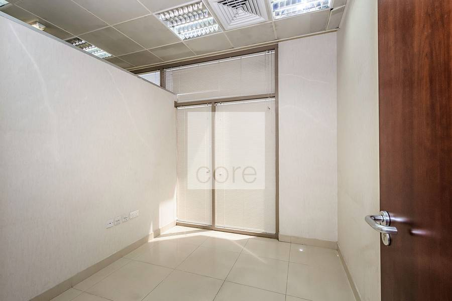 2 Fitted office in Ground Floor | Al Nahyan