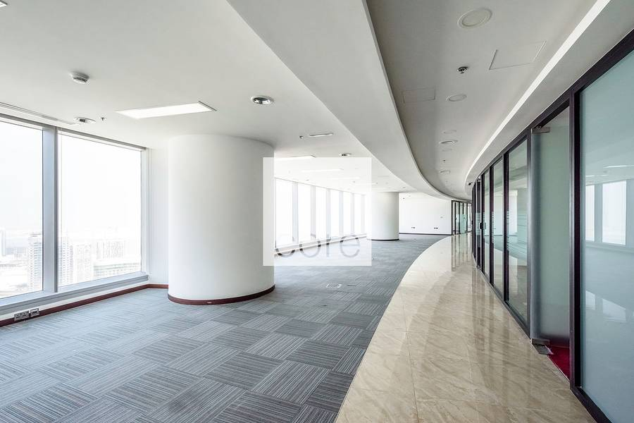 Fully Fitted Floor Sky Tower Reem Island
