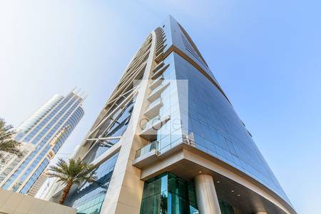 Office for Sale in Jumeirah Lake Towers (JLT), Dubai - Fitted office available in Indigo Tower.
