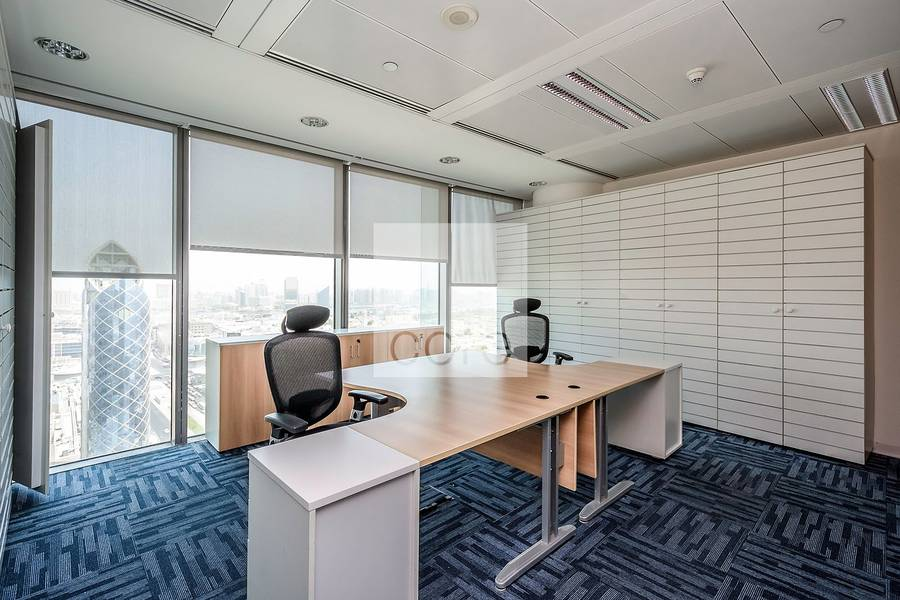 furnished full office |Burjuman