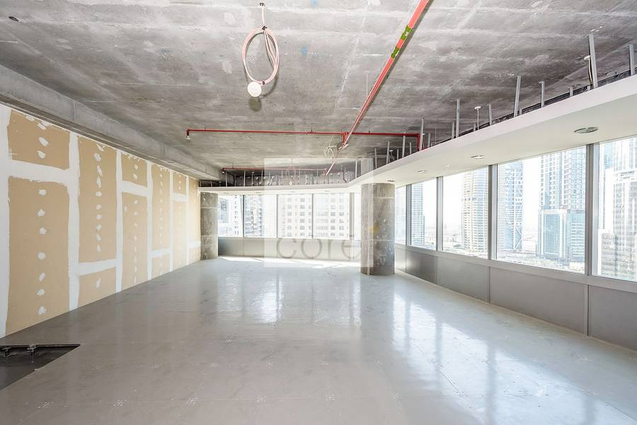 2 Shell and core office available | Silver