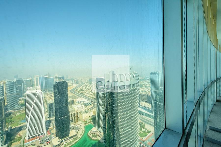 2 Fitted office available | Almas Tower