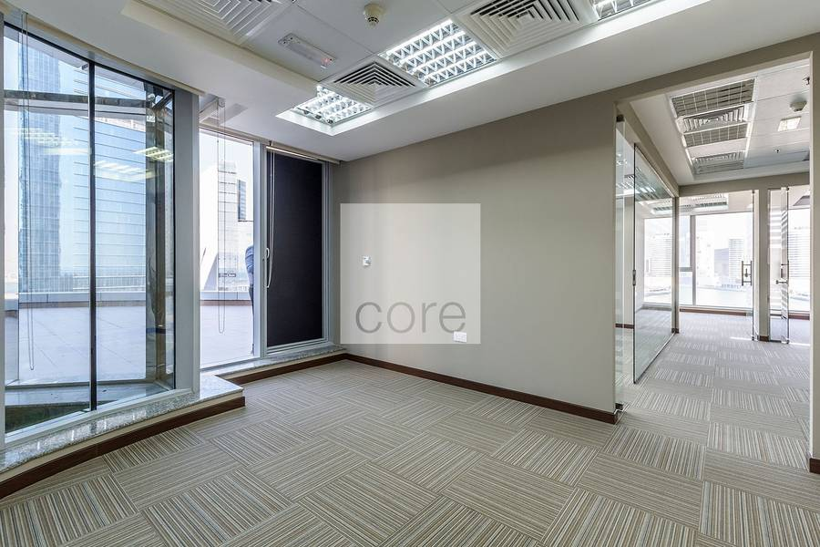 Vacant fitted furnished office | Citadel