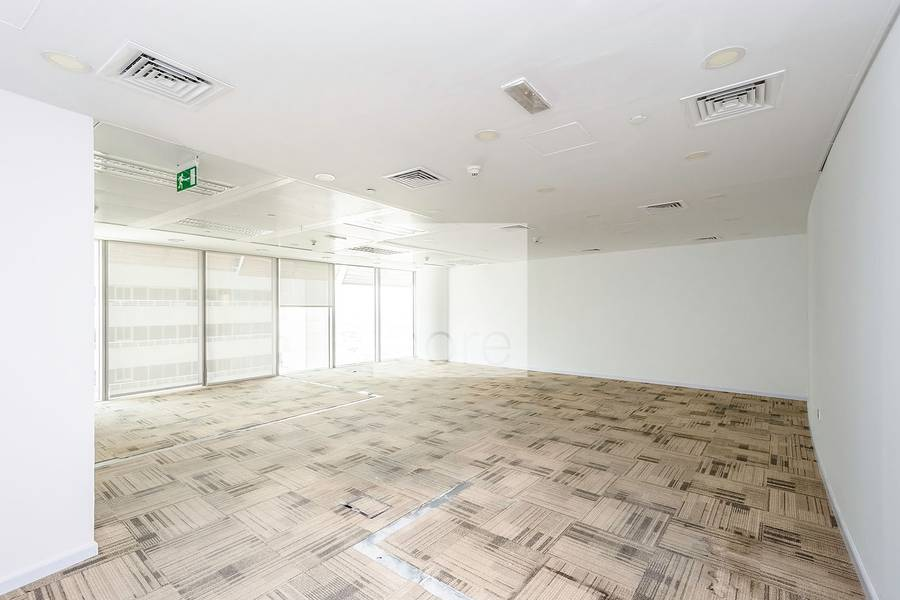Fitted office near the metro |Burjuman