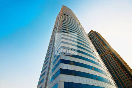 Office for Rent in Jumeirah Lake Towers (JLT), Dubai - Fitted Office To Rent