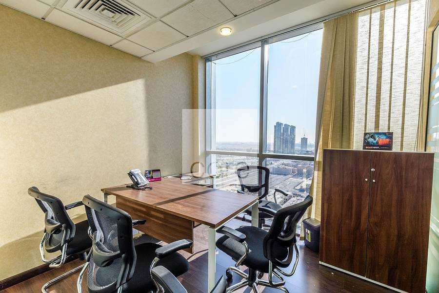 Fully Fitted Office for sale Tiffany JLT