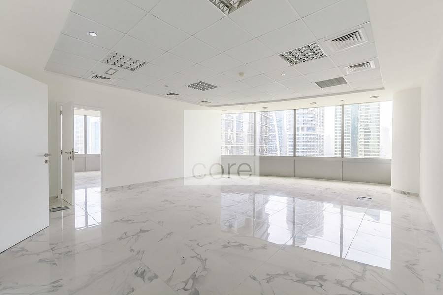 Premium fitted office in Gold Tower