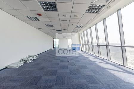 Office for Rent in Jumeirah Lake Towers (JLT), Dubai - Partitioned Office for rent in Tiffany