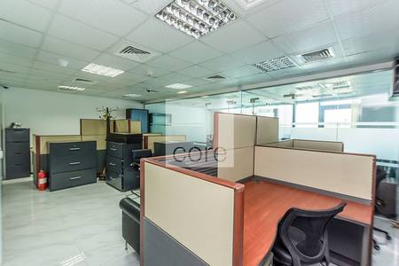 Office for Rent in Jumeirah Lake Towers (JLT), Dubai - Furnished