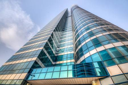 Office for Rent in Jumeirah Lake Towers (JLT), Dubai - Fitted Office Space | Jumeirah Bay X3