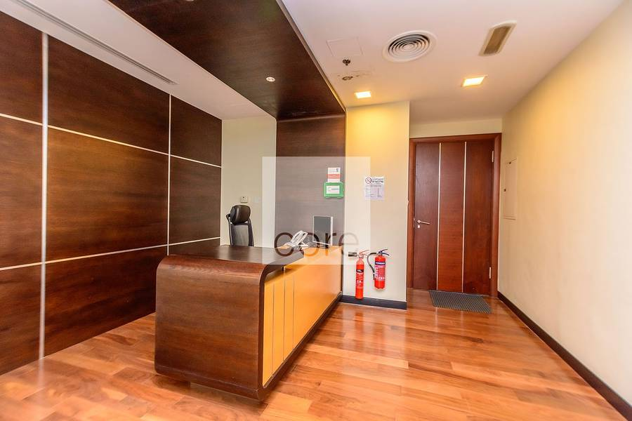 2 Fitted and furnished office | Saba 1