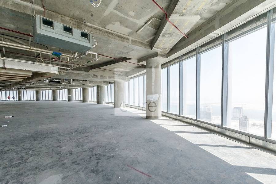 2  Shell and core office in ADDAX Tower