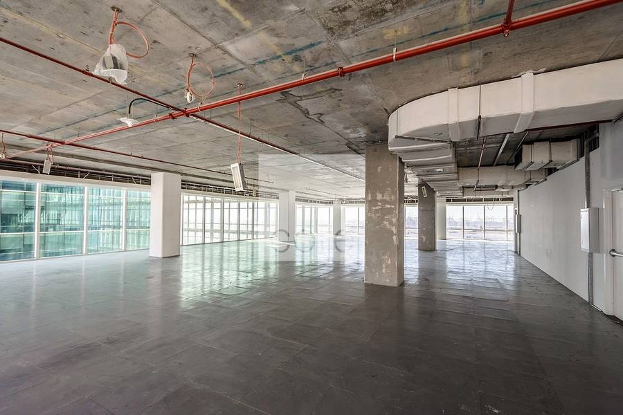 2 Well located office space in The Galleries