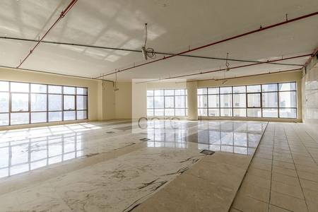 Office for Rent in Jumeirah Lake Towers (JLT), Dubai - Shell and core corner office in Fancy Rose
