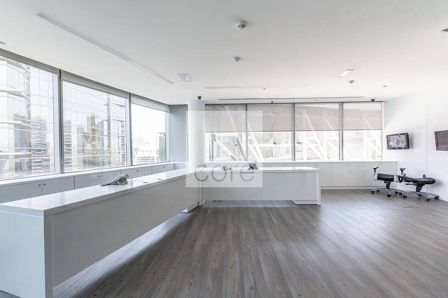 Fully fitted and furnished office | Silver