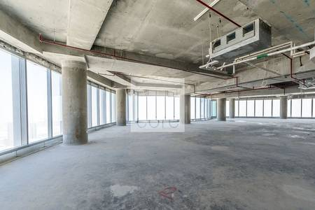 Office for Sale in Al Reem Island, Abu Dhabi - Spacious shell and core office | Addax Tower