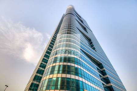 Office for Rent in Jumeirah Lake Towers (JLT), Dubai - Fitted office located in Jumeirah Bay X3