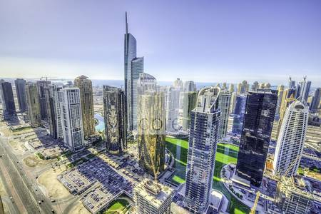 Office for Rent in Jumeirah Lake Towers (JLT), Dubai - Fully fitted office to rent | Mazaya AA1