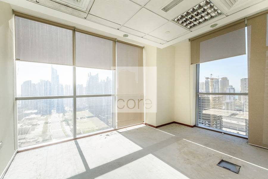 Semi-fitted office in Tiffany Tower