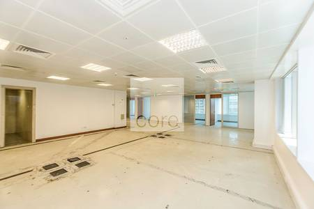 مکتب  للايجار في شارع الشيخ زايد، دبي - Combined fitted offices in Al Moosa T2
