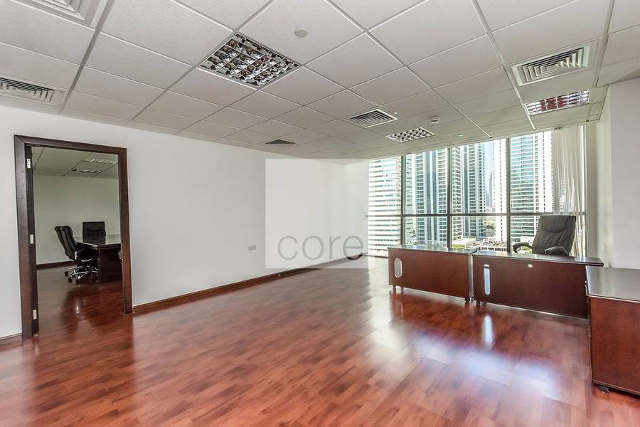 Fitted office available Tiffany Tower JLT