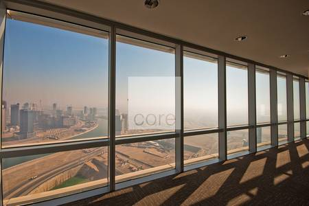 Floor for Rent in Business Bay, Dubai - Great layout full office floor in Ubora