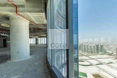 Spacious shell and core office | ADDAX Port