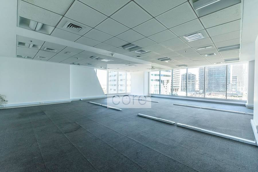Fully Fitted l Partitioned Corner Office