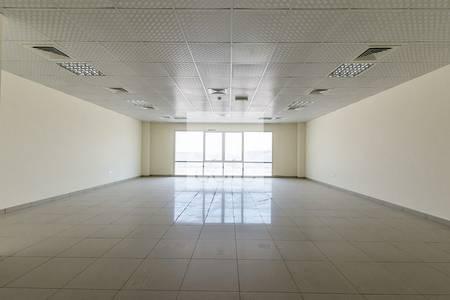 مکتب  للايجار في مصفح، أبوظبي - Fully fitted office in Mussafah Ind. Area