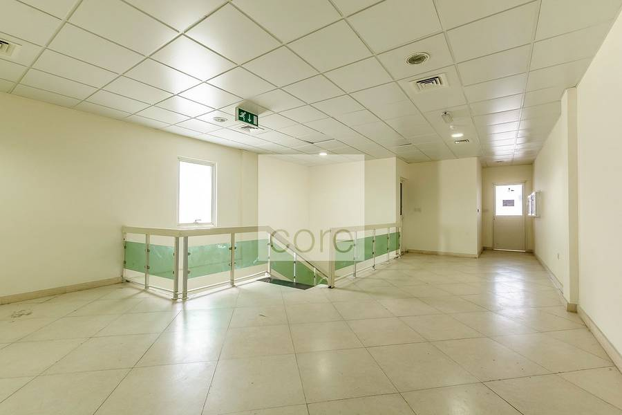 Fully fitted combined offices in Mussafah
