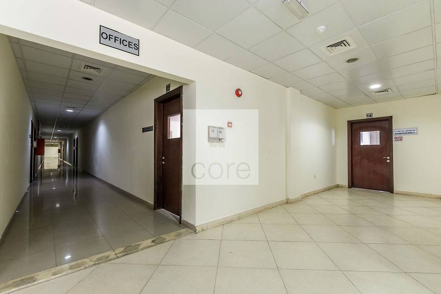 Fully fitted office in Mussafah Ind. Area