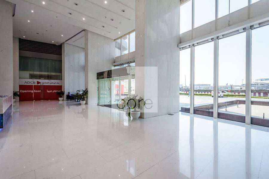 10 Shell and core office for rent | Bay Gate