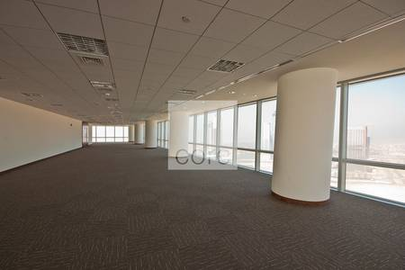 Office for Rent in Business Bay, Dubai - Well located fitted office vacant in Ubora