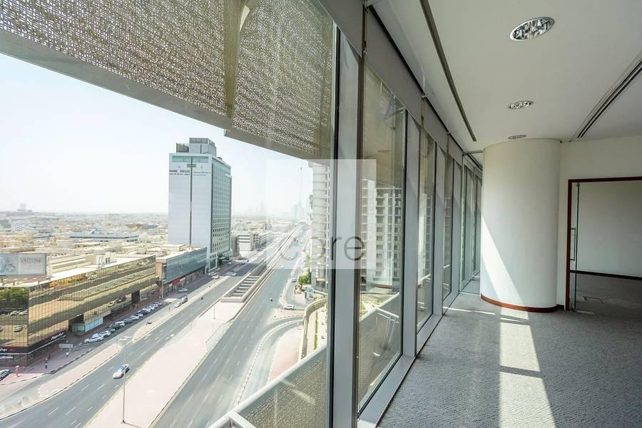 2 Full floor office for rent | Burjuman