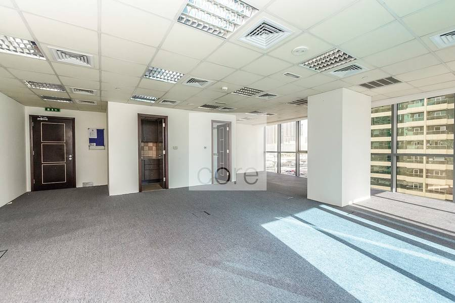 2 Fitted partitioned office | Indigo Tower