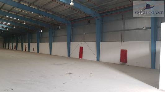 Warehouse for Rent in Emirates Modern Industrial Area, Umm Al Quwain - Multiple Warehouse and Showrooms for Rent