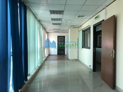 Office for Rent in Al Qusais, Dubai - Fully Fitted Ready office 1313sq.ft with 2Free Parking near Al Mulla Plaza in Al Quasis