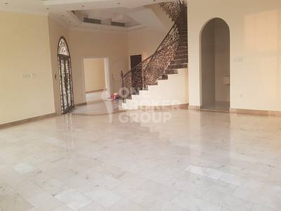 5 Bedroom Villa for Rent in Al Quoz, Dubai - 5 BR Well Maintained Villa with Garden