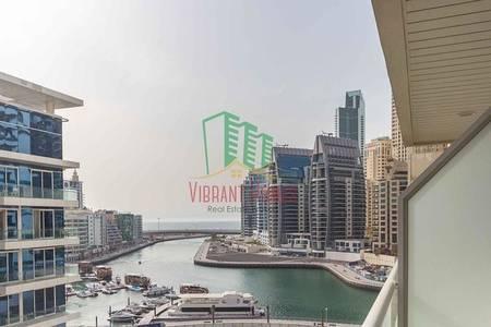 2 Bedroom Apartment for Rent in Dubai Marina, Dubai - Lovely I 2 bed Marina View I Chiller Inc