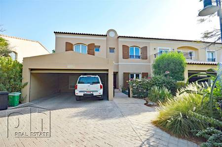 4 Bedroom Townhouse for Rent in Green Community, Dubai - Close to the pool | Very Well Maintained