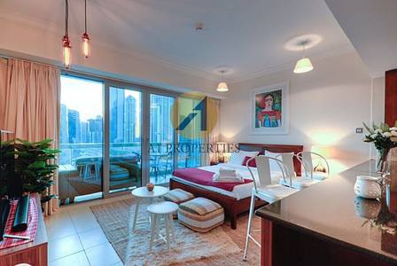 Fully Furnished Upgraded Studio for Sale