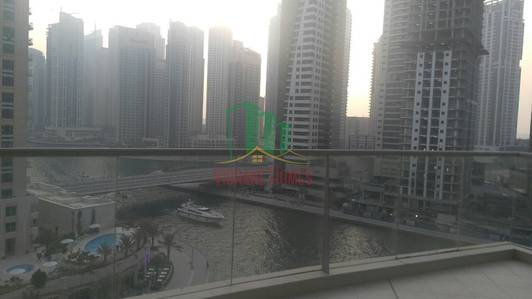 2 Bedroom Flat for Rent in Dubai Marina, Dubai - 2BR FULL  MARINA  VIEW  in  Marina Tower