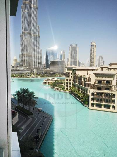 2Br+Study  Fountain & Burj View for sale