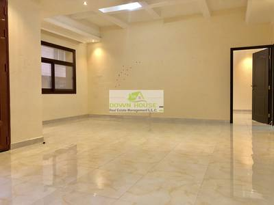 1 Bedroom Apartment for Rent in Mohammed Bin Zayed City, Abu Dhabi - PRIVATE ENTRANCE!! VERY BIG 1 BHK WITH HUGE KITCHEN AND FRONT YARD IN MBZ