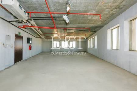 Office for Rent in Motor City, Dubai - Exclusive: Biggest office size